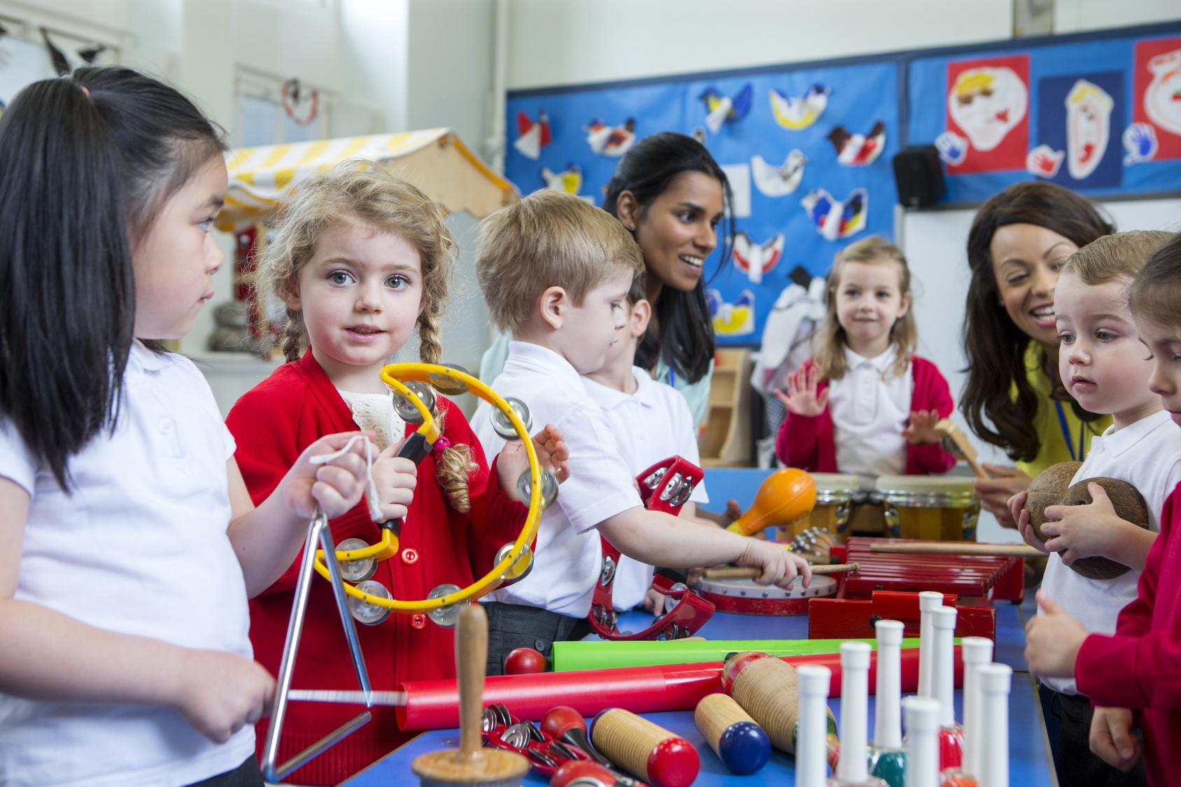 Zusatzqualifikation: Fachkraft für Krippenpädagogik