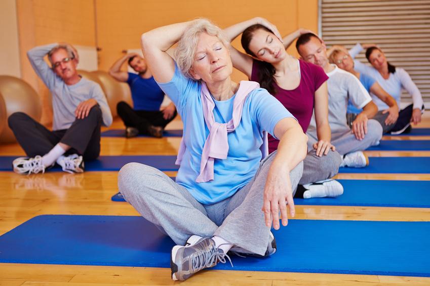Pilates – Kräftigung der Muskulatur / Kurs I