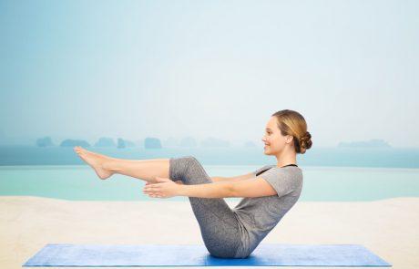 Fitnesstraining für Frauen