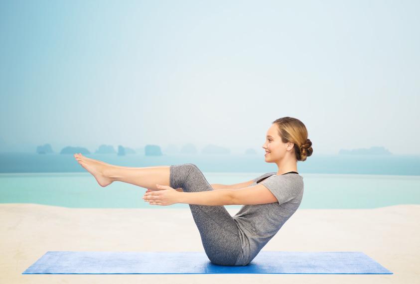 Yoga – Sonnengruß und Variationen