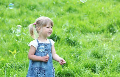 Das Geheimnis (seelisch) gesunder Kinder