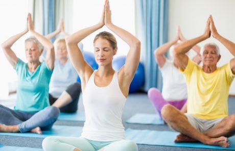 Yoga – Sonne, Mond und Sterne