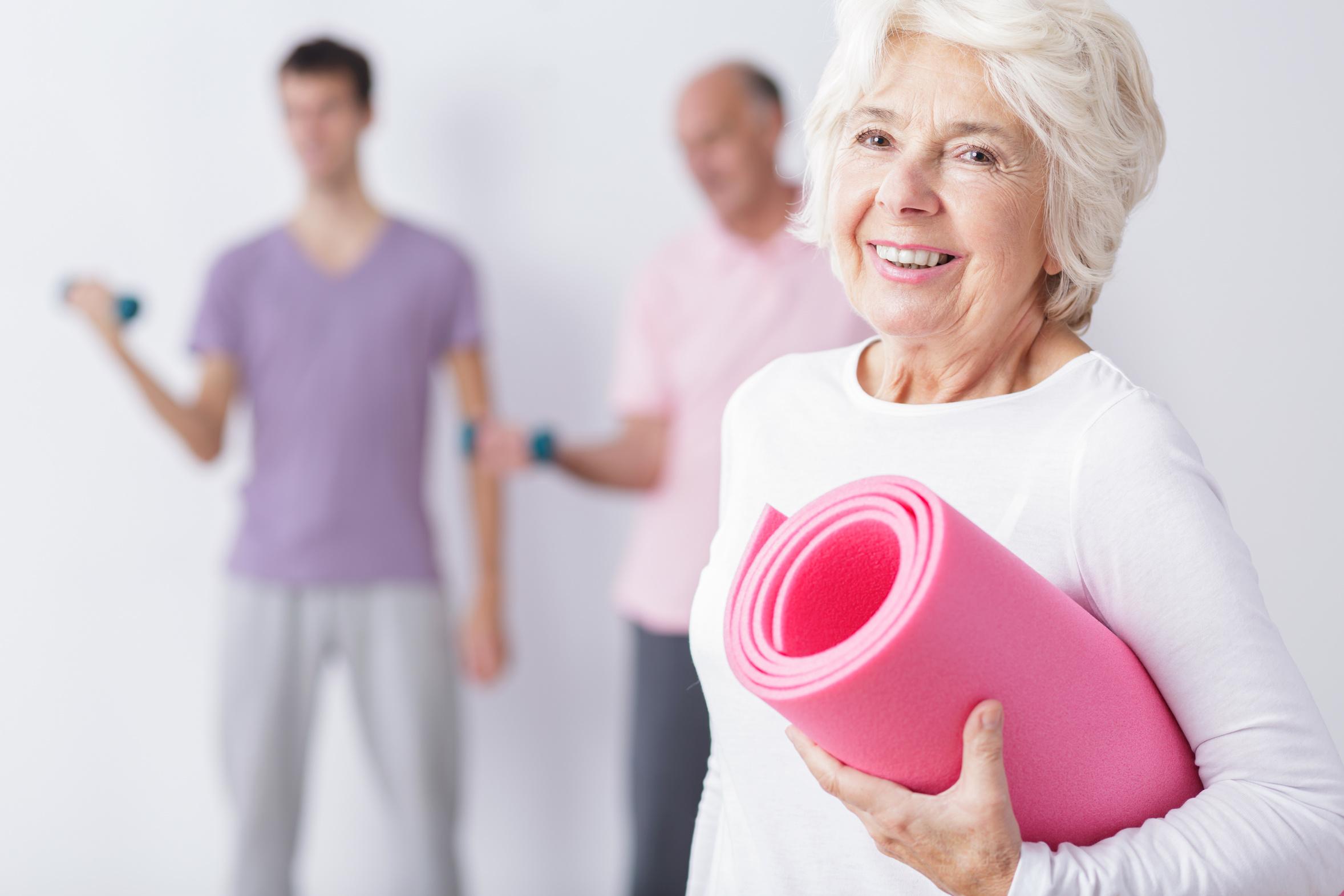 Pilates – Kräftigung der Muskulatur / Kurs II