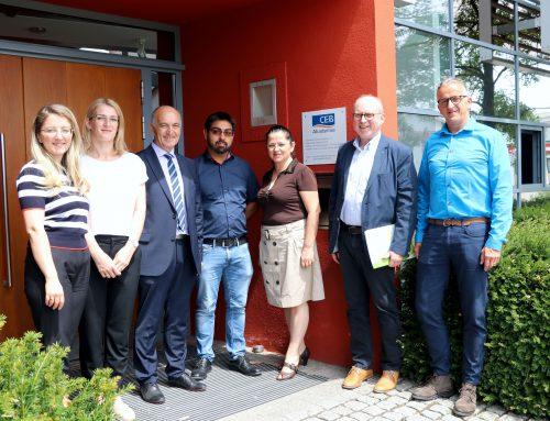 Pilotprojekt wirbt künftige Pflegekräfte aus dem Kosovo an