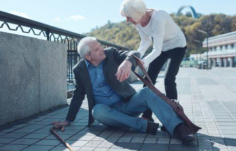 Agil im Alter – Sturzprophylaxe für Senioren