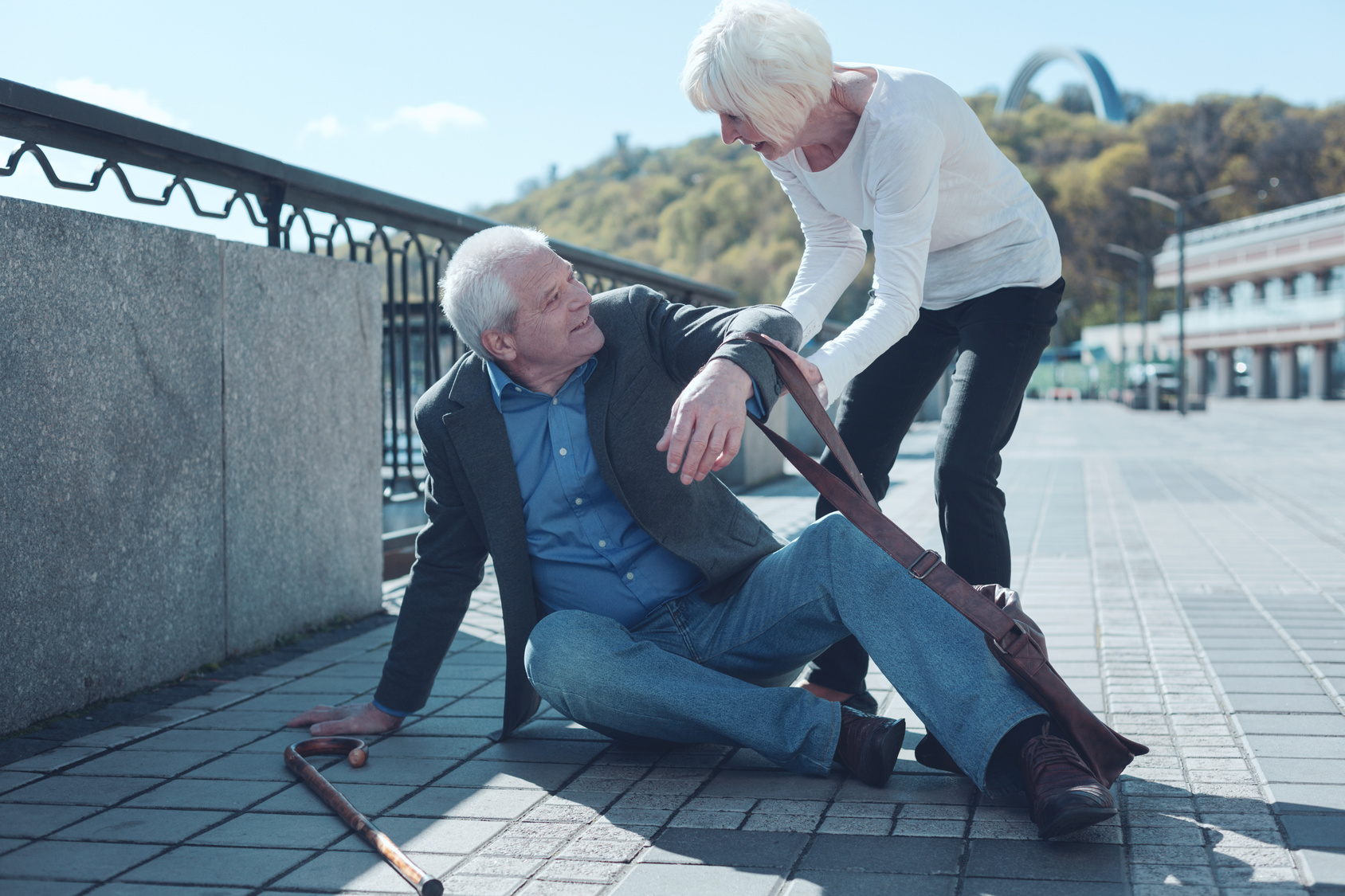 Agil im Alter - Sturzprophylaxe für Senioren
