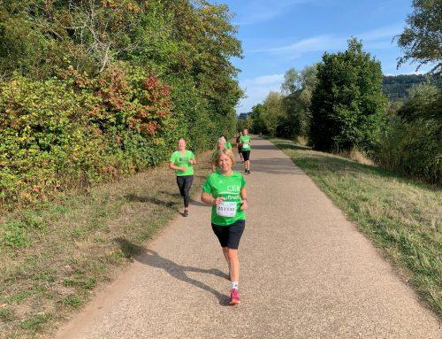 Treue Läufer, bis in die Eifel